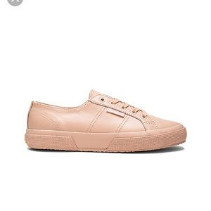 Superga 2750 leather sneakers